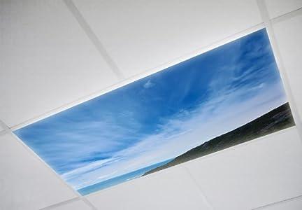 Ocean 003 Fluorescent Light Covers