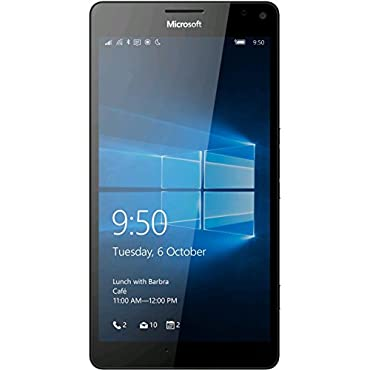Microsoft Lumia 950 XL Dual SIM GSM Phone (Factory Unlocked)