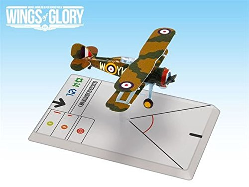Ares Games Srl WGS109B Gloster Gladiator Mk.I Pattle Miniatures