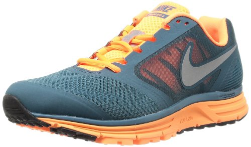 best cheap 7db76 4566d NIKE Zoom Vomero 8 Men s Running Shoes Blue Orange US11 5