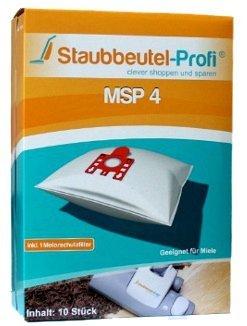 10 Staubsaugerbeutel geeignet für Miele S 5781 EcoLine von Staubbeutel-Profi®