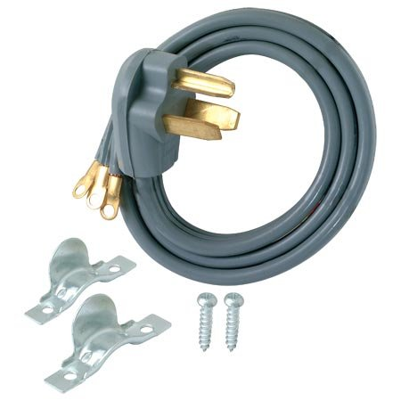 Ez-Flo 61249 Electric Dryer Cord - 30 Amps