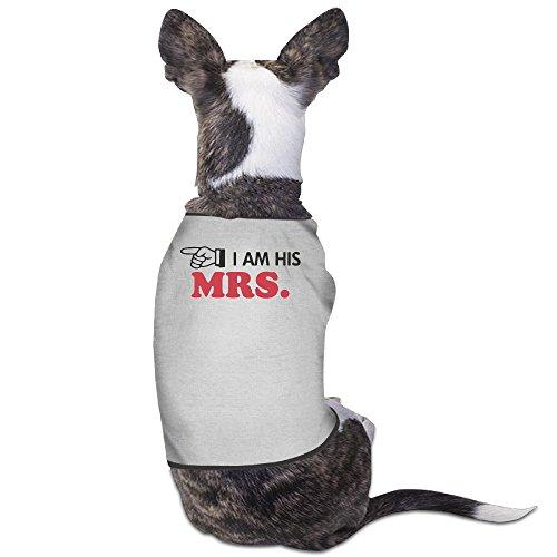 [I Am His Misses Cute Dog 100% Polyester Fiber Costumes] (Miss Elf Costumes)