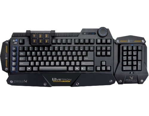 Azio Levetron Mech4 Gaming Keyboard