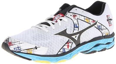 Mizuno Women's Wave Inspire 10 Running Shoe,White,8 B US