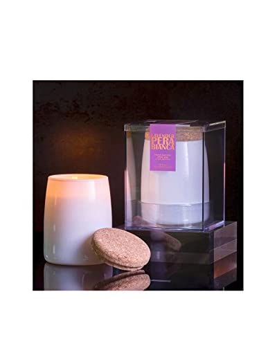 Aesthetic Content Set of 2 Lavender Pera Bianca 9.5-Oz. Candles