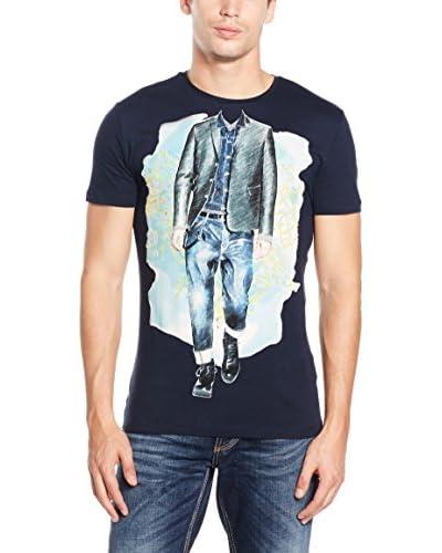 Antony Morato Camiseta Manga Corta Azul