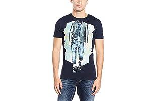 Antony Morato Camiseta Manga Corta (Azul)