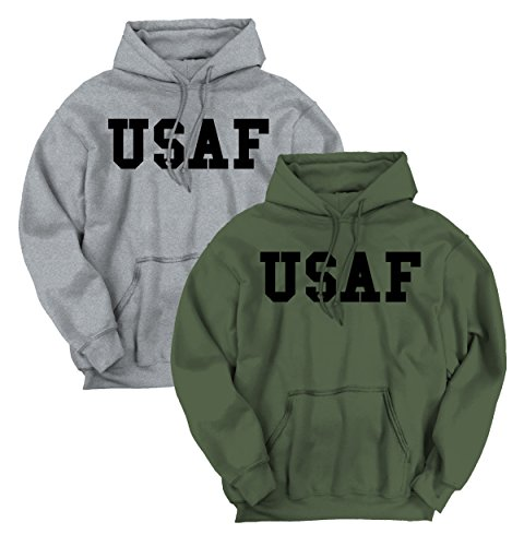 United States Air Force Armed Services Logo Hoodie