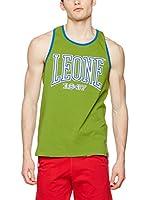 Leone 1947 Camiseta Tirantes Lsm903/S16 (LEAF GREEN)