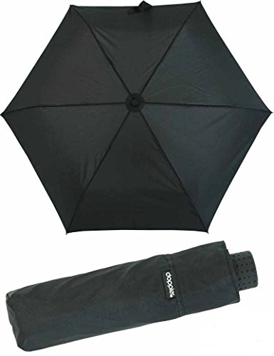 doppler-havanna-ultra-light-140g-and-small-windproof-rustproof-high-quality-umbrella-black