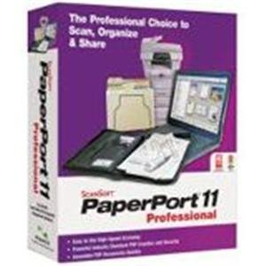 ScanSoft PaperPort Professional 11 Upgrade