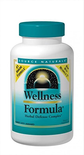 Source Naturals Wellness Formula Bio Aligned 120 Cap
