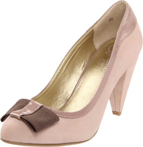 Seychelles Women's Spacebar Pump,Nude,9 M US
