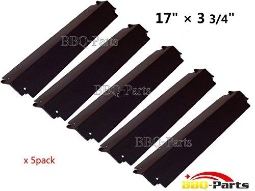 hongso-ppc941-5-pack-porcelain-steel-heat-plate-heat-shield-heat-tent-burner-cover-vaporizor-bar-and
