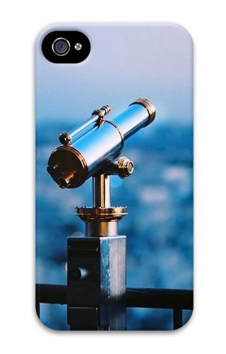 Iphone 4S Case & Cover - Astronomical Telescope Cool Pc Hard Case Cover For Iphone 4 And Iphone 4S