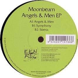 Angels & Men [Vinyl Single]