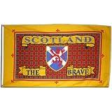 Flagge Schottland Scotland The Brave - 90 x 150 cm