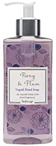 Softsoap Hand Soap, Peony and Plum, 6 Count