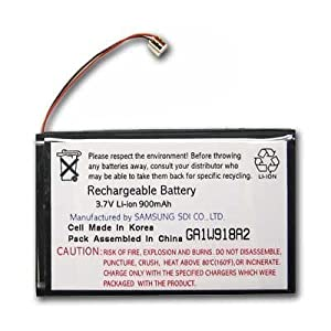 Palm Zire 31 Replacement Battery