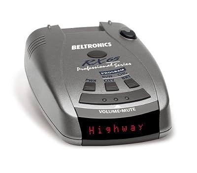 Beltronics RX65e Professional Series Europa Version