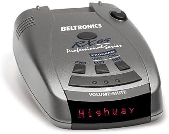 Beltronics RX65 Professional Series Radar Detector