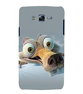printtech Disneyy Ice Age Squirrel Back Case Cover for Samsung Galaxy J7 / Samsung Galaxy J7 J700F