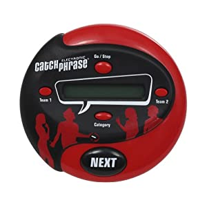 Electronic Catch Phrase Game (Amazon Exclusive) from Hasbro Games