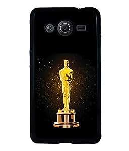 printtech Oscar Statue Back Case Cover for Samsung Galaxy Core Prime G360