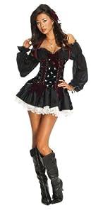 Playboy Secret Wishes Swashbuckler Pirate Costume