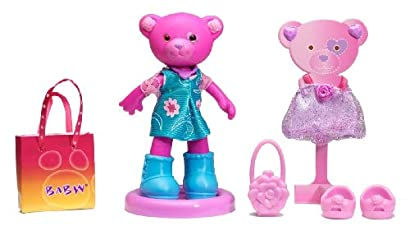 Build-A-Bear Workshop - Shopping Fur Fashions: Flower Fancy