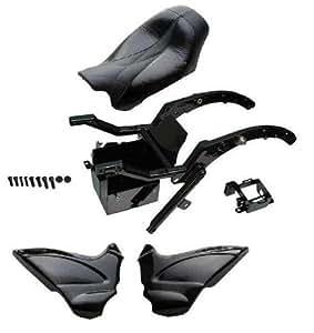 "Amazon.com: Bagger Werx (501001) 3.5"" Drop Seat Kit: Automotive"