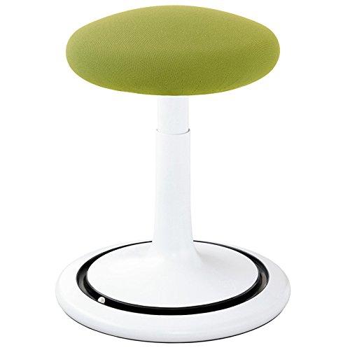 Ongo Sitz- und Stehhocker Classic regular 42-64cm Gestrick schwarz/grün/schwarz jetzt kaufen