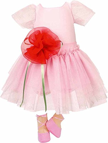 Kathe Kruse Doll Ballerina Dress - 1