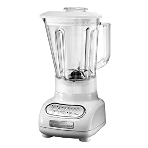 kitchenaid classic blender in white kitchen home