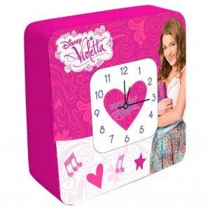 Violetta. Disney. Reloj Despertador