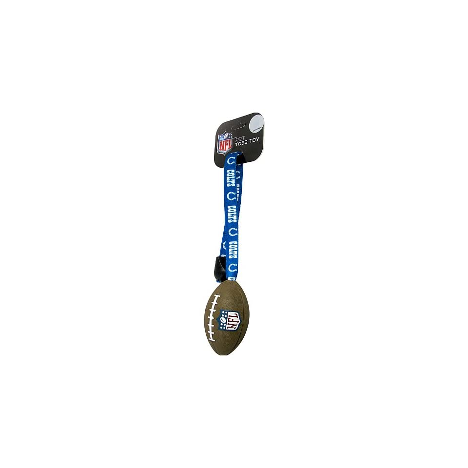 Hunter Indianapolis Colts Pet Toy Toss