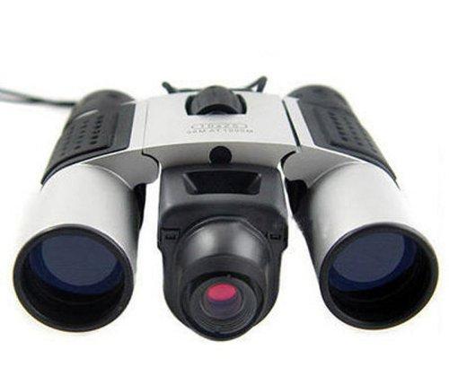 Generic 4 In 1 Binoculars Built-In Digital Camera Video Camcorder Pc Camera + Neck Strap