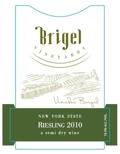 Nv Brigel Vineyards New York Semi Dry Riesling 750 Ml