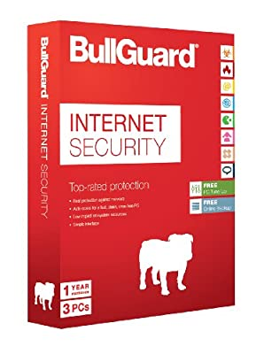 Bullguard Internet Security 2015 - 1 Year - 3 PCs (Digital License)