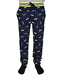 Crux and Hunter Men's Straight Track Pants [Navy] [Large]