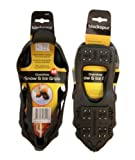 Overshoe Snow And Ice Grips - Medium, Ideal for ice, snow mud UK Size 6 - 9