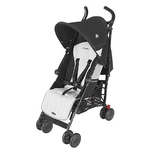 Maclaren Quest Sport Stroller Black/Silver