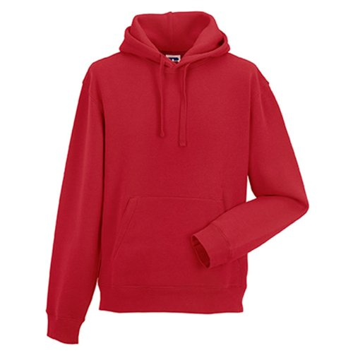 Russell Collection Mens Authentic Hooded Sweatshirt