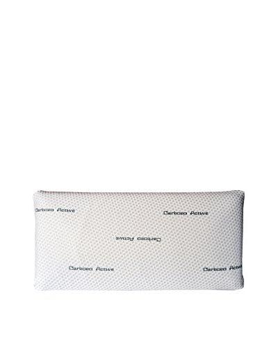 Euro Home Almohada Visco Carbono Active Blanco 150×35 cm
