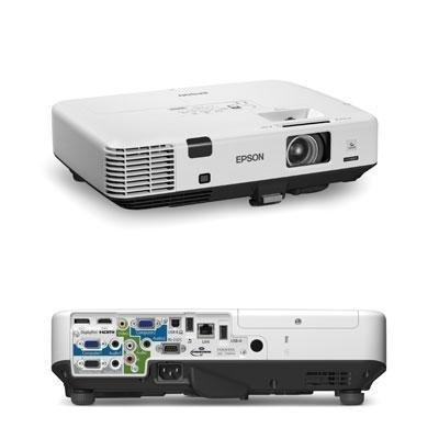 Epson Powerlite 1945W Multimedia Projector With Wireless Lan (Wlan), 4200 Lumens, Wxga Native Resolution