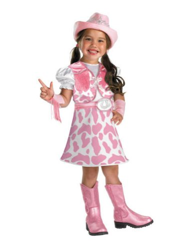 Toddler Cowgirl Dress