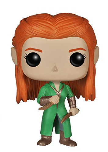 Funko POP Movies: Hobbit 3 Tauriel Action Figure - 1