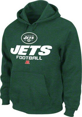New York Jets Green Critical Victory V Hood by VF