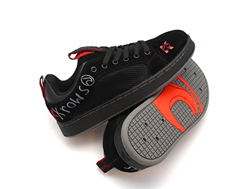 kKrows Liquid Krow Water Sport Shoes, Black, Size 9-10 (Wakeskate Shoes compare prices)